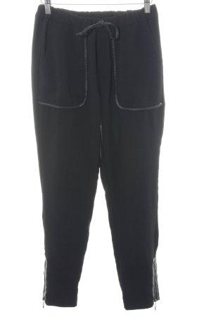 Vero Moda Pantalone boyfriend nero stile casual