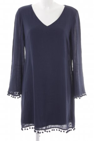 Vero Moda Wedding Dress dark blue casual look
