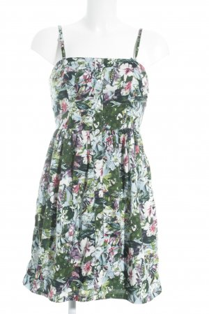 Vero Moda Bustierkleid Blumenmuster Elegant