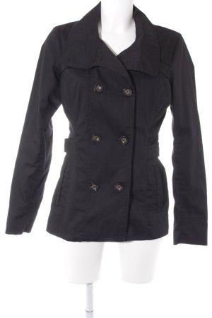 Vero Moda Pea Jacket black casual look