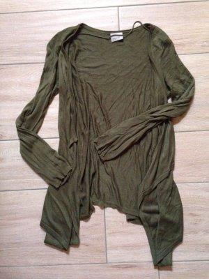Vero Moda Cardigan Größe S khaki oliv
