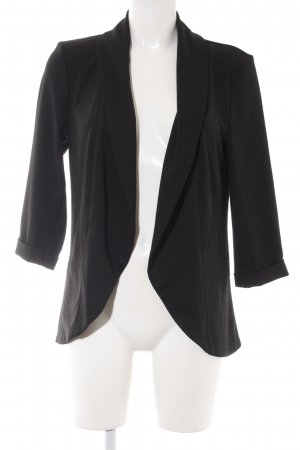 Vero Moda Cardigan schwarz Business-Look