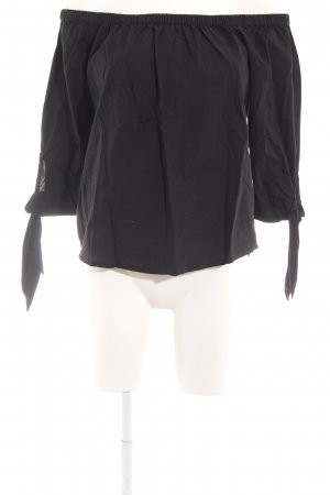 Vero Moda Carmen Blouse black casual look