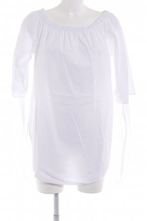 Vero Moda Carmen Blouse white simple style