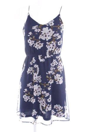 Vero Moda Chiffonkleid Blumenmuster Romantik-Look