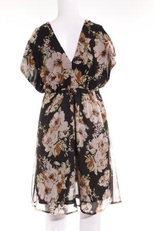 Vero Moda Chiffonkleid florales Muster Casual-Look