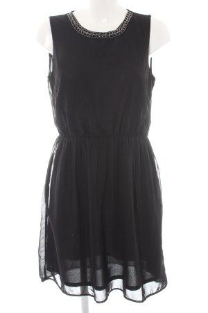 Vero Moda Chiffon jurk zwart elegant