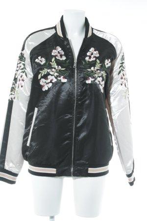 Vero Moda College Jacket floral pattern casual look