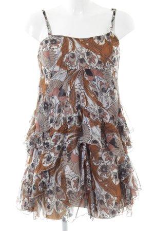 Vero Moda Robe à corsage motif de fleur style extravagant