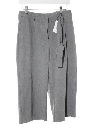 Vero Moda Culottes grau schlichter Stil