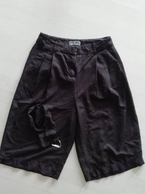 Vero Moda Pantalone culotte nero
