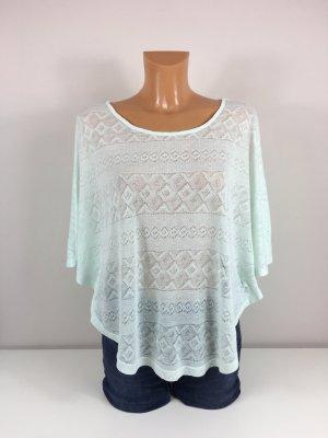 Vero Moda Damen Bluse Oberteil Hemd Blouson Gr. L 40/42