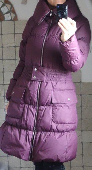 Vero Moda Damen Jacke, Mantel, Kurzmantel, wattiert, warm, großer Kragen