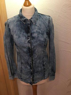 VERO MODA- Damen Jeans Hemd, Gr. M