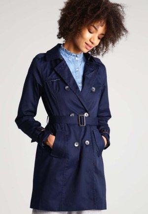VERO MODA Damen Mantel Trenchcoat BLAU NEU mit Etikett GR.40 L KP 49,99