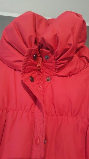 Vero Moda Daunen Jacke Rot Gr.L