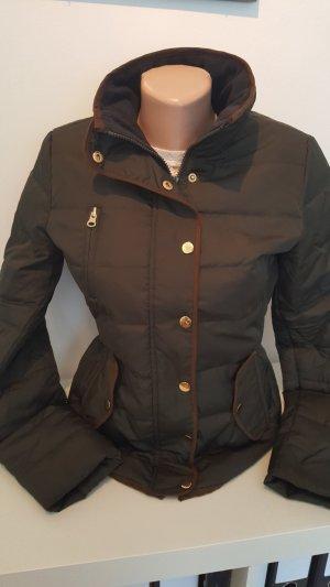 Vero Moda Down Jacket dark green-khaki