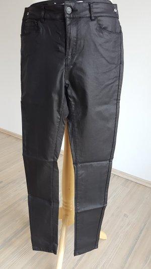 Vero Moda Lage taille broek zwart
