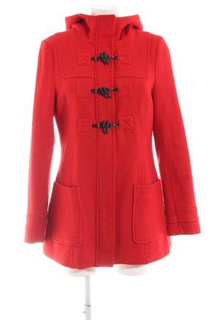 Vero Moda Duffel Coat red elegant