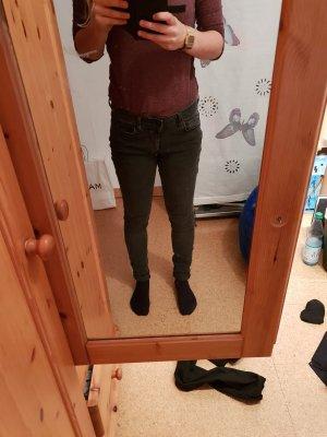 Vero Moda dunkelgraue Jeans