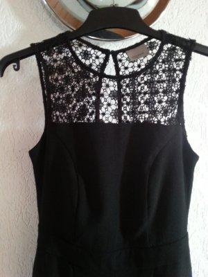 Vero Moda edler Jumpsuit Gr.XS/34 schwarz mit Spitze wie neu