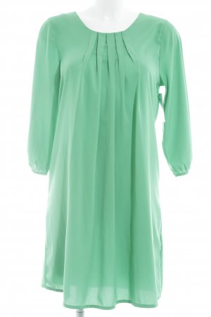 Vero Moda Empire Dress green business style