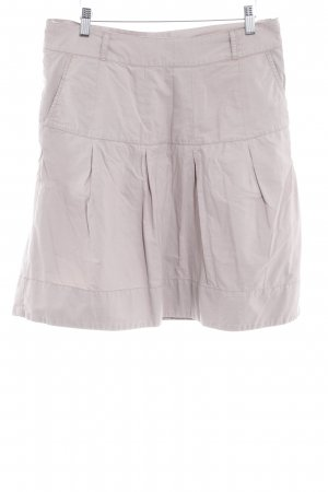 Vero Moda Plaid Skirt beige casual look