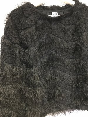 Vero Moda Oversized trui zwart