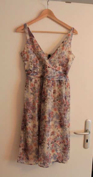 Vero Moda geblümtes Sommerkleid Gr. M