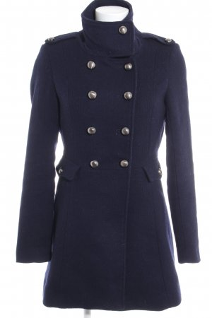 Vero Moda Frock Coat dark blue dandy style