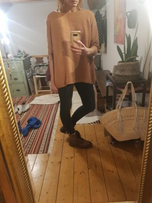 Vero Moda Maglione oversize albicocca-rosa antico