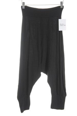 Vero Moda Haremshose schwarz sportlicher Stil