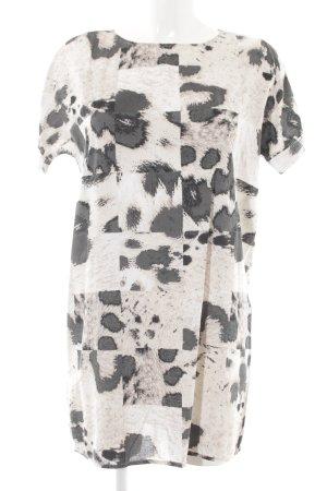 Vero Moda Hemdblusenkleid Farbtupfermuster extravaganter Stil