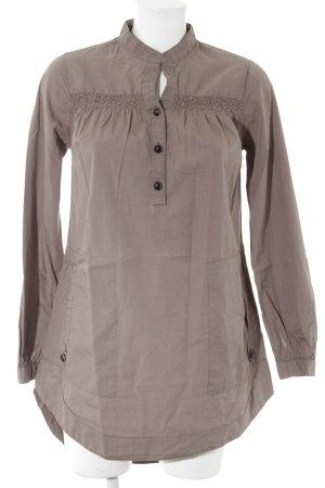 Vero Moda Hemdblusenkleid grüngrau Casual-Look