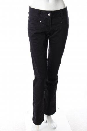 Vero Moda High-Waist-Hose schwarz