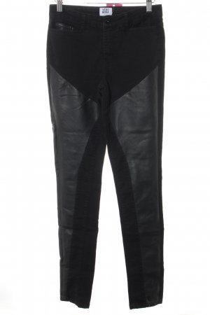 Vero Moda High-Waist Hose schwarz Casual-Look