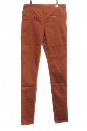 Vero Moda Hoge taille jeans bruin casual uitstraling