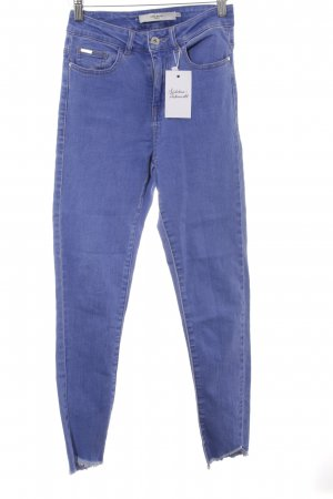Vero Moda High Waist Jeans blau Casual-Look