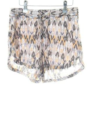 Vero Moda High-Waist-Shorts allover print casual look