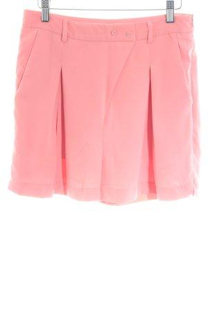Vero Moda High waist short lichtrood casual uitstraling