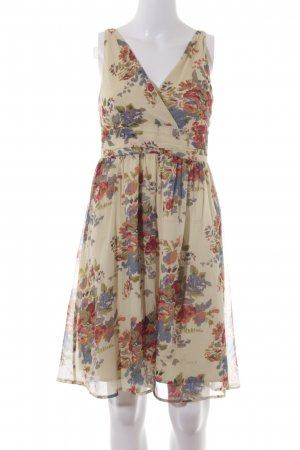 Vero Moda Hippie Dress flower pattern Gypsy style