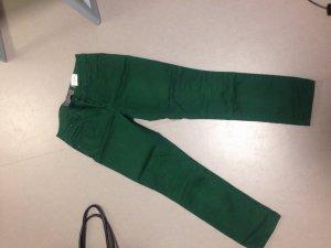 Vero moda Hose dunkelgrün gr 29 gr M L wie neu