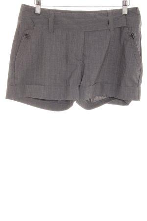 Vero Moda Hot Pants dunkelgrau Elegant