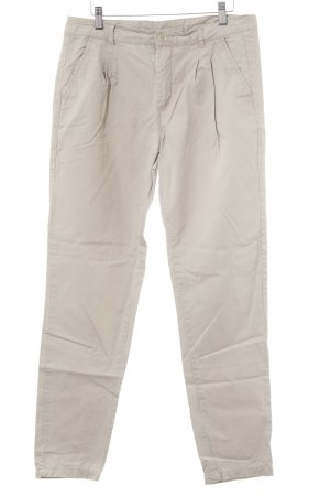 Vero Moda Pantalon taille basse chameau style simple