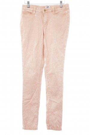 Vero Moda Low Rise jeans nude-wit gestippeld casual uitstraling