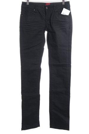 Vero Moda Low Rise jeans zwart casual uitstraling