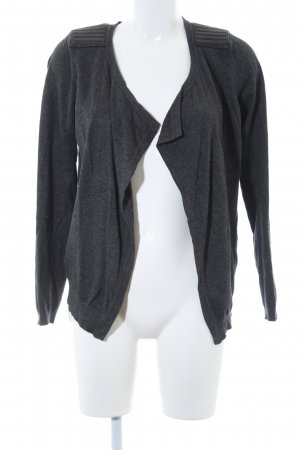 Vero Moda in Blue Strick Cardigan dunkelgrau Casual-Look
