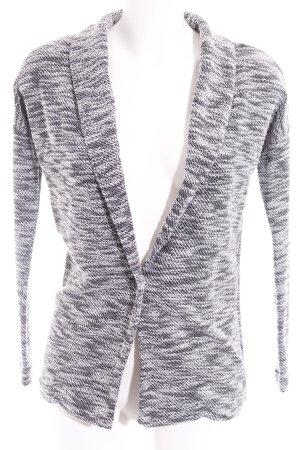 Vero Moda in Blue Strickjacke schwarz-weiß extravagante Knöpfe