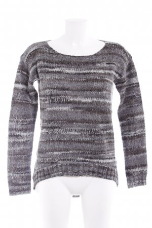 Vero Moda in Blue Strickpullover grau meliert Kuschel-Optik