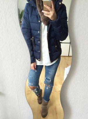 Vero Moda Jacke blau: Macro Short Jacket